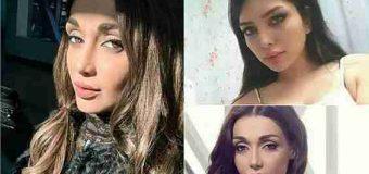 ¡INSÓLITO!  Modelos iraní presas por subir fotos a Instagram