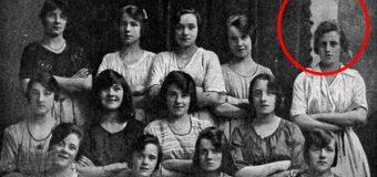 """""""Fantasmagórico"""" detalle en esta fotografía tomada hace 116 años"""