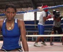 Policía boxeadora de Panamá busca medalla en Juegos de Rio. VIDEO…