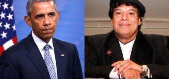 """La emotiva despedida de Obama a Juan Gabriel: """"Trascendió fronteras y generaciones"""""""