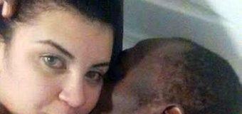 Pasó la noche con Usain Bolt en Río y compartió las fotos en WhatsApp …