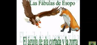 LA FÁBULA DE HOY: El Águila de ala cortada y la Zorra. VIDEO…