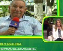 """Hermano de Juan Gabriel, """"dolido"""" con el difunto…"""