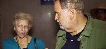VIDEO: Madre de hijos de Juan Gabriel reacciona a muerte del artista