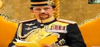 ¡INSÓLITO! La residencia del Sultán de Brunei, es más grande que El Vaticano. VIDEO…