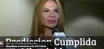 VIDEO: ¡Mhoni Vidente predijo la muerte de Juan Gabriel!