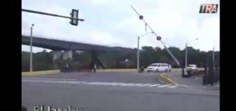 PRESIDENTE MEDINA, el puente flotante no sirve ya. ¡Ojo! VIDEO
