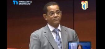 """SENADOR JOSÉ RAFAEL VARGAS: """"no se introdujo proyecto de reforma porque no hay votos"""""""