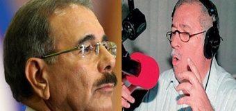 ALVARITO: Quieren derrocar a Danilo….