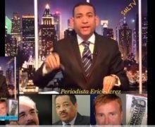 PERIODISTA DOMINICANO en NY, llama delincuente a Roberto Rosario. VIDEO