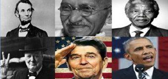 Los 10 mejores oradores de todos los tiempos. VIDEO…
