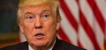 """TRUMP: EEUU """"está lleno"""" y no aceptará a más solicitantes de asilo…"""