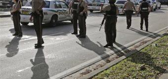 Balacera deja ocho heridos en parque de la Florida…