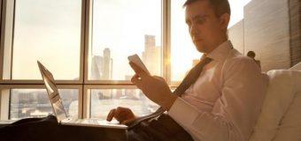 Los ejecutivos prefieren tener Wi-Fi a practicar sexo…