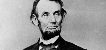Sé fuerte y emprendedor como Lincoln. Chequea…