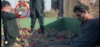 El repudiable video del Estado Islámico en el que un niño ejecuta a un prisionero