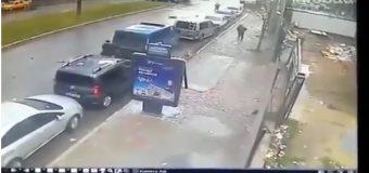 VIDEO: Así fue el tiroteo entre terroristas kurdos y policías turcos