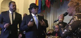 Sergio Vargas, Fefita y Yiyo Sarante, se lucieron en la OEA…