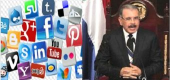 Redes sociales acaban con discurso de Danilo…