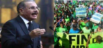 DANILO MEDINA obstruye justicia en caso Odebrecht, afirma Marcha Verde….
