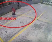 Video muestra asalto a la joven que raso defendía cuando mató a Delcy Yapor