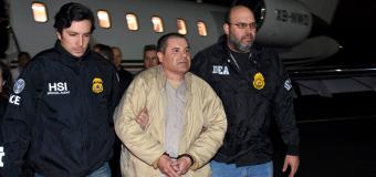 """EEUU dice """"El Chapo"""" está bien de salud y hasta aprende inglés en prisión"""