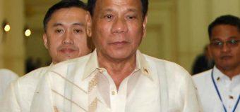 Solicitan por primera vez inhabilitación de Duterte en el Parlamento filipino