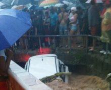 Son dos los desaparecidos por riada en Puerto Plata, aclara la Defensa Civil