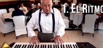 """INCREÍBLE: """"Abuelo reggetonero"""" compone reggetón en segundos. VIDEO…"""