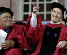 Mark Zuckerberg pronuncia emotivo discurso en Harvard al recibir Honoris Causa…