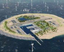 Alemania, Dinamarca y Holanda crean el 'Silicon Valley' de la eólica marina en el Mar del Norte