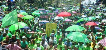 """POLÍTICOS DOMINICANOS, """"sumamente asustados"""" con Movimiento Verde…"""