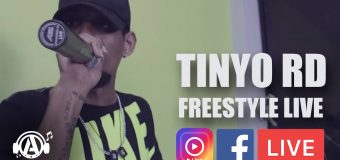 Tinyo RD – Freestyle Live, Instagram, Facebook