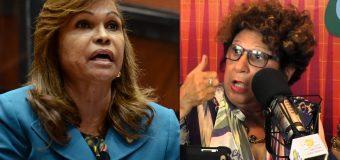 Sonia Mateo tildo de manipuladora y chantajista a Consuelo Despradel