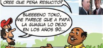 TIko dice que Hipólito cree que Peña Gómez resucitó…