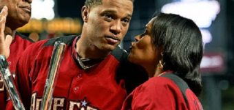 Robinson Canó hits Homer's 300; His mother was in the public ….