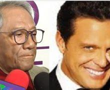 Armando Manzanero llama malagradecido a Luis Miguel…