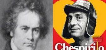 ALGO QUE TAL VEZ NO SABÍA: Beethoven y El Chavo del 8…