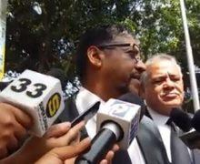 """Hermano de Yuniol recusará a la fiscal porque """"ex director de la OMSA fue su padrino de graduación"""""""