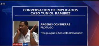REVELAN AUDIO de matadores de Yuniol luego de asesinato…