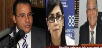"""HOLGUIN: """"Fiscal Diná quiere sacar a Manuel Rivas de expediente caso Yuniol…"""