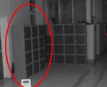 El vídeo de seguridad de un colegio muestra la presencia de un… ¿fantasma?