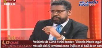 """YUNIOL RAMÍREZ  advirtió que en la OMSA estallaría """"el próximo caso de corrupción"""""""