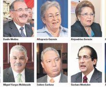 MAYORÍA DE MINISTROS DE DANILO MEDINA pasa de los 50 años…