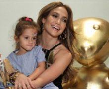 JLO revela problema salud de su hija que le llevó a crear fundación…