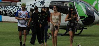 ARRESTAN MAYOR PILOTO que aterrizó con Karim en estadio Cibao…