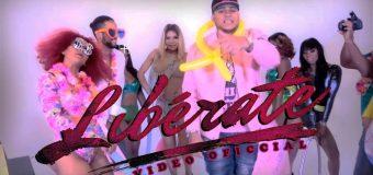 Vídeo Oficial – Carlitos Wey | Liberate