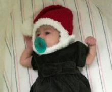 ¡EUREKA! ASTRID celebra ya su primera navidad con notable mejoría…