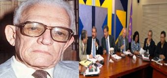 BOSCH RENUNCIÓ del PLD el 15/3/91 por somo de corrupción. OIGA MÁS…