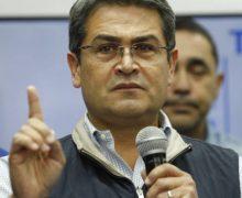 Desaparece helicóptero en el que viajaba la hermana del presidente hondureño